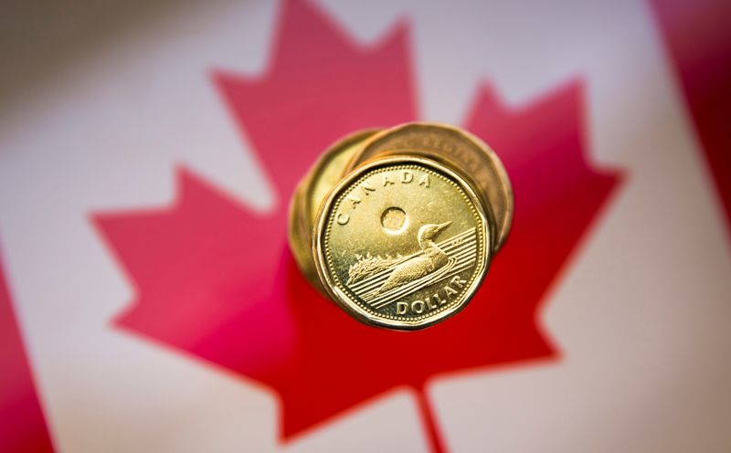 Canadian dollar forecasts slashed, bracing for recession: Reuters poll